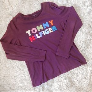 Tommy Hilfiger Graphic Long Sleeve Shirt